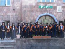 Դիպլոմների հանձնման հանդիսավոր  արարողություն ԵՊՀ Իջևանի մասնաճյուղում