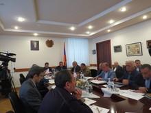 Տեղի ունեցավ   սահմանամերձ համայնքներում համակարգման ենթակա հարցերի լուծման նպատակով ստեղծված միջգերատեսչական հանձնաժողովի արտագնա նիստը