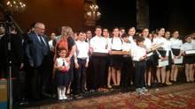 Ասմունքի հանրապետական 10-րդ մրցույթ-փառատոնից  վերադարձել են մրցանակներով