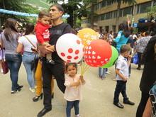 Երեխաների պաշտպանության միջազգային օրը մարզկենտրոն Իջևանում