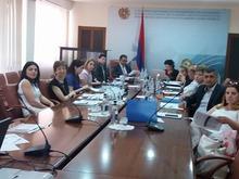 Տեղի է ունեցել «Ձեռնարկատիրական աշխատանք Հայաստանի երիտասարդության համար» ծրագրի ղեկավար կոմիտեի 4-րդ նիստը