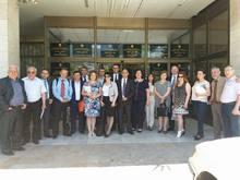 Այցի նպատակը Ալբանիայի և Մակեդոնիայի ռեգիոնալ զարգացման փորձի ուսումնասիրությունն էր