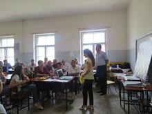 Եռօրյա դասընթացներ շախմատ դասավանդող ուսուցիչների համար