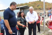 Մարզպետ Հովիկ Աբովյանը  մասնակցել է ջերմային և ֆոտովոլտային էլեկտրակայանների գործարկման հանդիսավոր արարողությանը