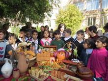 Իջևանի թիվ 1 հիմնական դպրոցում անցկացվեց ավանդական ,,Բերքի տոն,, միջոցառումը