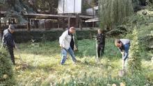 Շաբաթօրյակի աշխատանքները մարզկենտրոն Իջևանում