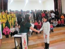 Դիլիջանի Շարամբեյանի  անվան  գեղարվեստի  դպրոցում հանձնվեցին մրցանակները