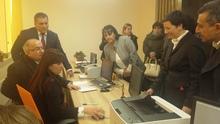 Նոյեմբերյան համայնքում բացվեց   քաղաքացիների սպասարկման գրասենյակ