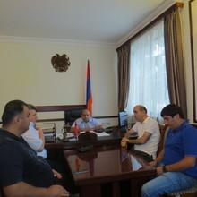 Ռուսաստանաբնակ  մովսեսցիները պատրաստ են  աջակցել  իրենց գյուղի խնդիրների լուծմանը