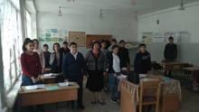 Տավուշի մարզպետ Վահե Ղալումյանն այցելել է Ազատամուտի միջնակարգ դպրոց
