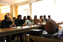 Եռօրյա դասընթաց Տավուշի մարզի բուժաշխատողների համար