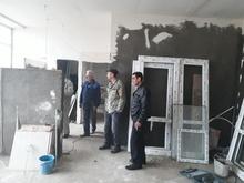Վերանորոգվում է Գանձաքարի միջնակարգ դպրոցի ճաշարանը