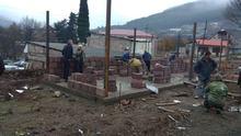 Ծանոթություն  սուբվենցիոն ծրագրերի շրջանակներում կատարվող  շինարարությունների ընթացքին