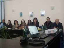 Քննարկման է ներկայացվել «Քաղաքացիների ձայնն ու գործողությունները Հայաստանի խոշորացված համայնքներում» ծրագիրը