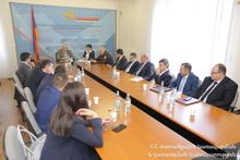 Կայացել է «Մաքուր Հայաստան» գործողությունների ծրագրի իրականացման միջգերատեսչական հանձնաժողովի 2019թ. առաջին նիստը