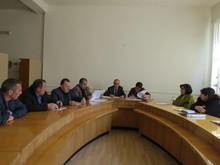 Զբաղվածության աջակցության մարզային հանձնաժողովի հերթական նիստը
