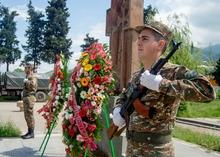 Հայաստանի Առաջին Հանրապետության տոնը Տավուշի մարզկենտրոնում