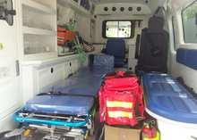 Աչաջրի բժշկական կենտրոնը բոլոր անհրաժեշտ սարքավորումներով շտապօգնության մեքենա ստացավ