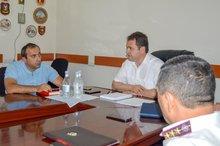 Հայկ Չոբանյանը հանդիպեց Տավուշի մարզի ուժային կառույցների և բնապահպանության ղեկավարների հետ