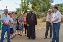 Օգոստոսի 3-ին մարզպետ Հայկ Չոբանյանը հանդիպեց Չինարի համայնքի բնակիչների հետ