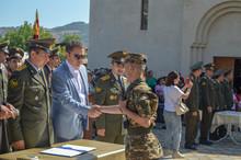Զինվորները երդվեցին անձնվիրաբար ծառայել Հայաստանի Հանրապետությանը