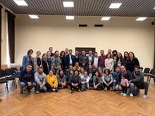 «Դասավանդի'ր, Հայաստանը» պատրաստվում է ապագայի դպրոցների ստեղծմանը. Տավուշի հետ համագործակցության մեծ հեռանկար կա