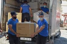 Սահմանապահ համայնքների ապաստարանների կահավորման համար տրամադրվել է գույք