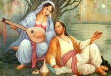 Երգերը սեր են ծնում,  և սիրուց են ծնվում երգերը…