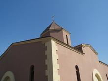 Բերքաբերում  օծվեց Սուրբ Գևորգ եկեղեցին