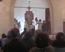 Սուրբ Ծննդյան տոնի առթիվ Պատարագ մատուցվեց Իջևանի Սուրբ Ներսես Շնորհալի եկեղեցում