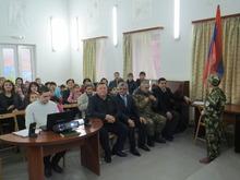 ՍՕՍ մանկական գյուղում նշվեց Հայոց բանակի  կազմավորման 22-րդ տարեդարձը