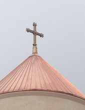 Օծվեցին նորակառույց Սուրբ Գևորգ եկեղեցու զանգը և խաչերը