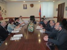 Սեմինար-քննարկում աղետների ռիսկի նվազեցման ազգային պլատֆորմի (ԱՌՆԱՊ) գործունեությունը Հայաստանում թեմայով