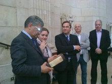 Տավուշի մարզի պատվիրակության աշխատանքային այցը Ֆրանսիայի Հանրապետություն