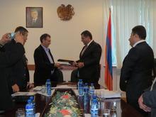 Ստորագրվեց համագործակցության համաձայնագիր
