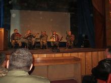 Հանդիպում զինվորների ու նրանց ծնողների հետ