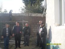Տավուշի մարզպետ Հովիկ Աբովյանը հերթական ախատանքային այցով գտնվում էր Բերդի տարածաշրջանում:
