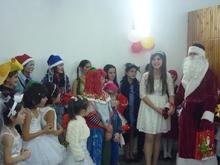 Ամանորի միջոցառում << ՍՕՍ>> մանկական գյուղում