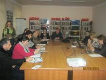 Հաշմանդամություն ունեցող անձանց հարցերով զբաղվող Տավուշի մարզային հանձնաժողովի նիստում