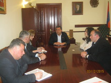 Տավուշի մարզպետ Հովիկ Աբովյանն ընդունեց Վորլդ Վիժն Հայաստան կազմակերպության  աշխատանքային խմբին