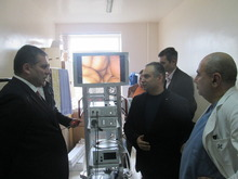 Լապորասկոպիկ սարքավորոմ Նոյեմբերյանի բժշկական կենտրոնում