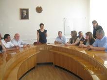Հանդիպեցին Տավուշի մարզային և Վրաստանի ԱՌՆ թիմերի անդամները