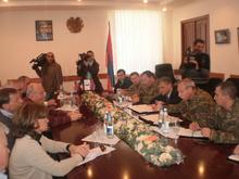 ԵԱՀԿ հերթական դիտարկումը հայ-ադրբեջանական սահմանագոտում