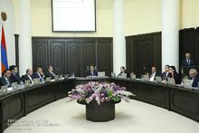 Կառավարության նիստում