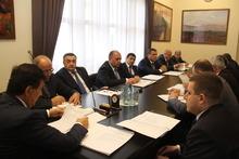 ՀՀ ՏԿԱԻ նախարարը խորհրդակցություն է անցկացրել մարզպետերի հետ